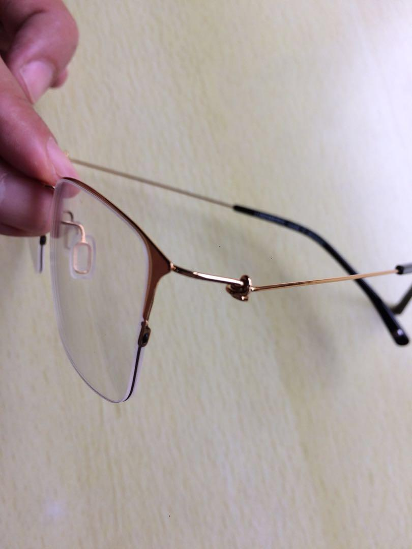丹麥lindberg頂級手工超輕眼鏡