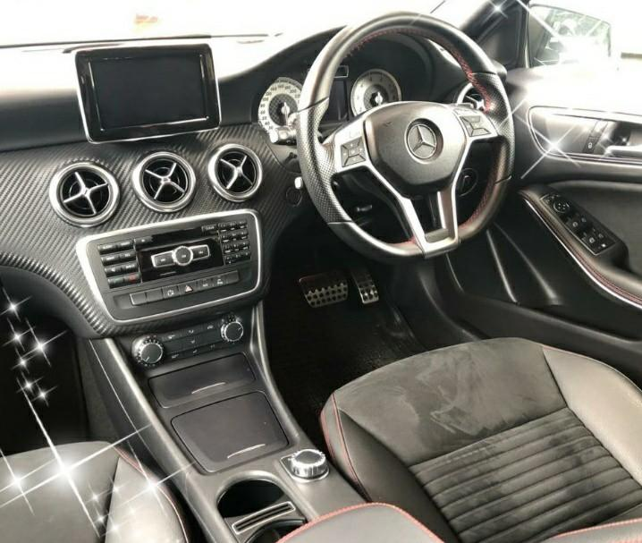 MERCEDES A180AMG SPEC RECON~2014 ON THE ROAD PRICE RM131,888.88