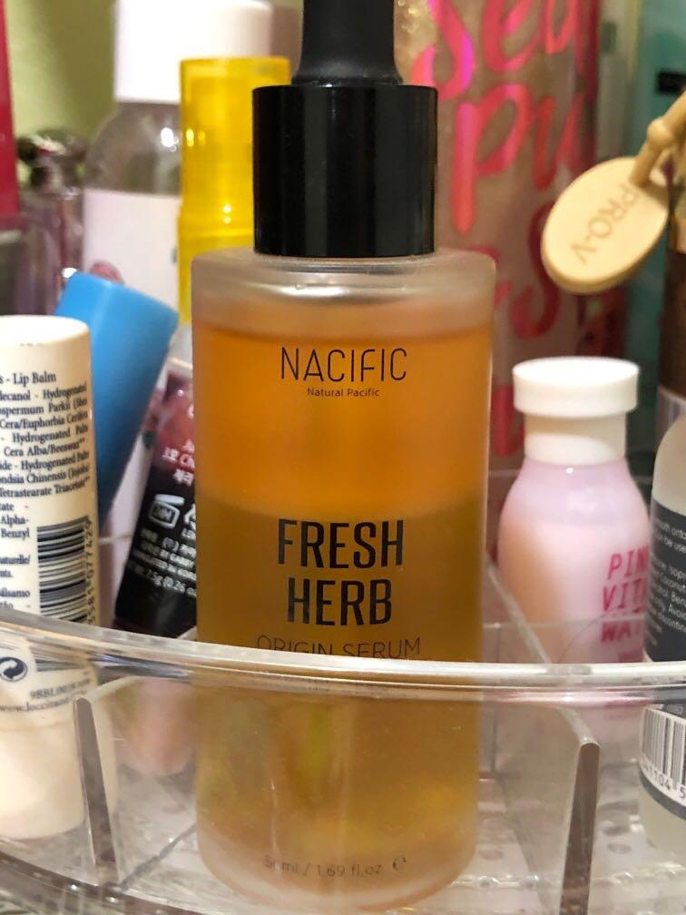 Nacific Fresh Herb Serum 50 ml