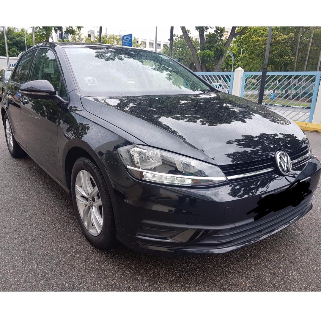 NEW Golf for rent and lease