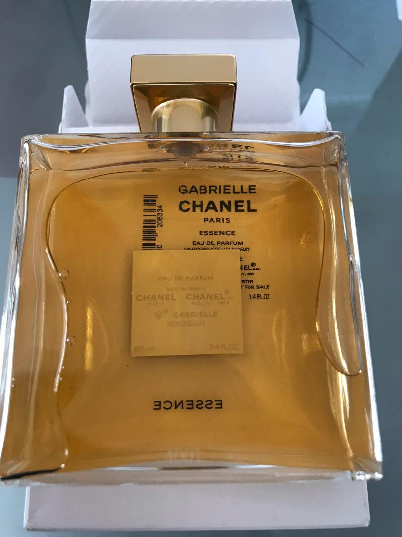 Newest chanel Gabrielle Essence Eau de Parfum 100ml brand new