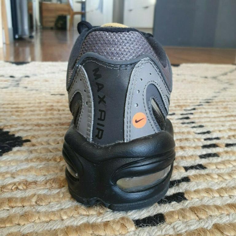 Nike Air Max Tailwind IV (Grey/Black/Gold) - Men's US9 - Excellent condition