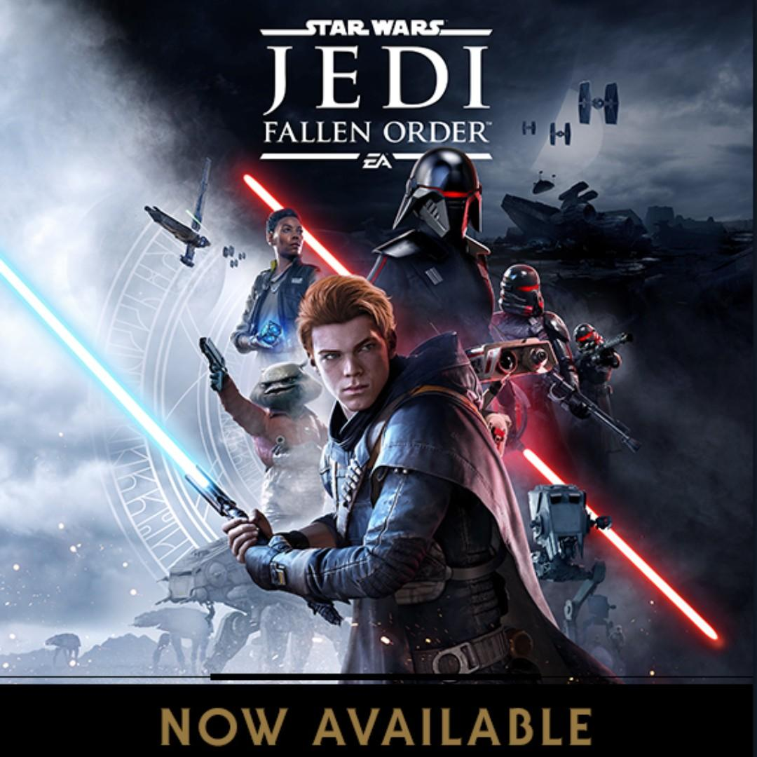 (PC-STEAM) STAR WARS Jedi: Fallen Order™