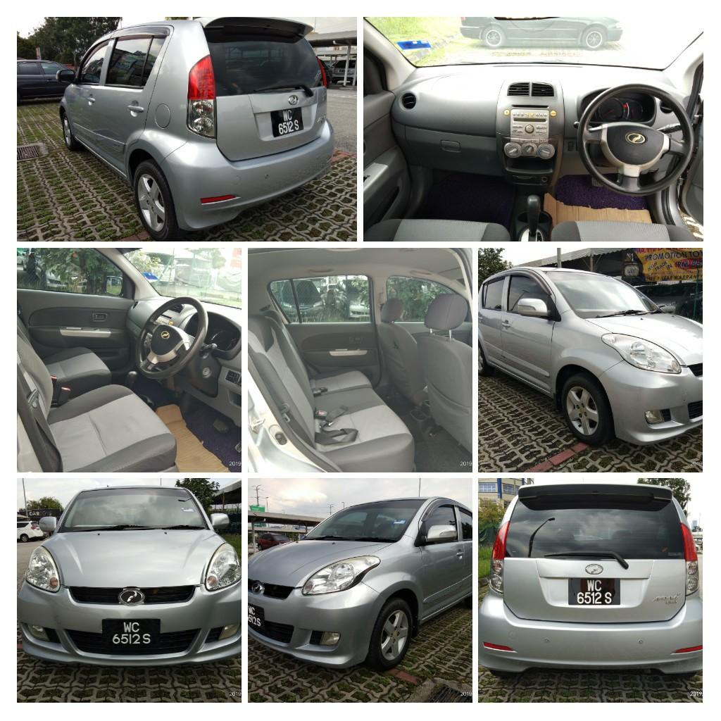 Perodua Myvi 1.3 EZI AUTO YEAR:2009  ON THE ROAD PRICE~☺ RM14,888.88✔✔✔👍