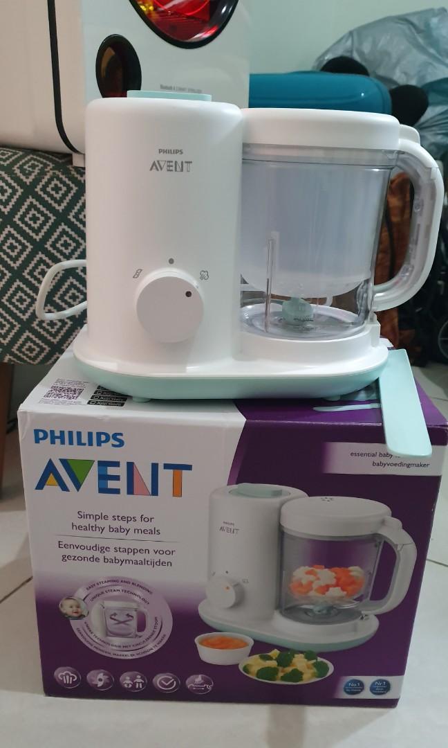 Philips Avent Essential Food Maker PRELOVED