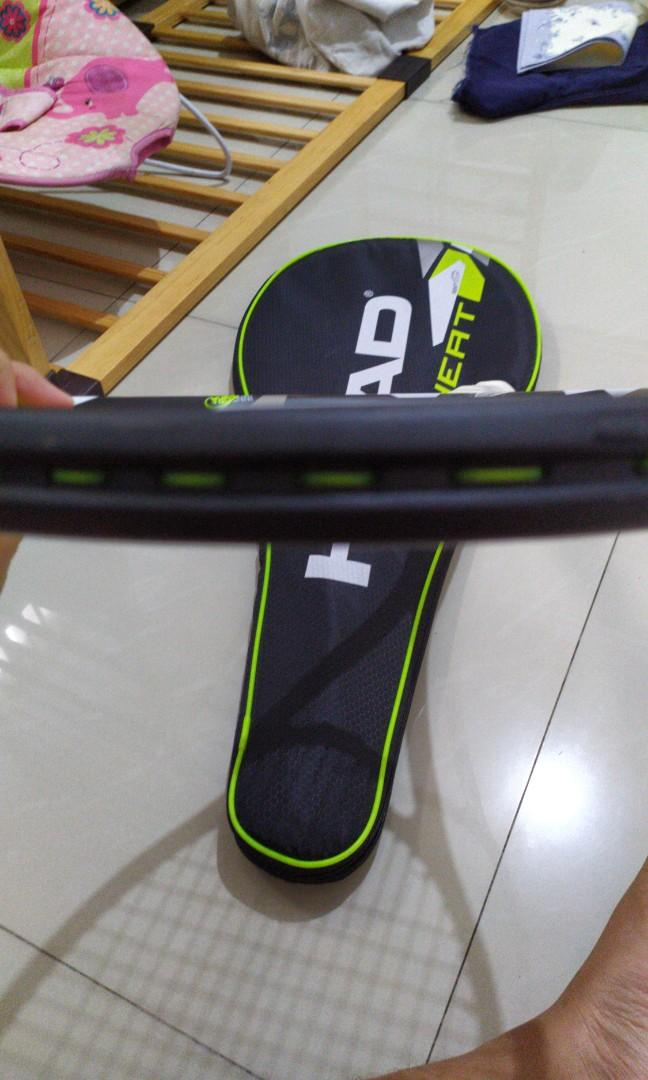 Raket Tenis head