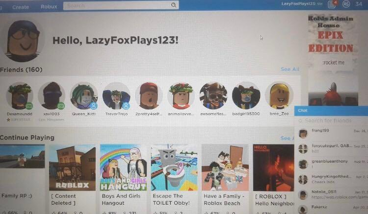Roblox Account Everything Else On Carousell