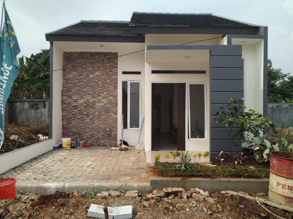 Rumah dengan lokasi strategis di Bogor