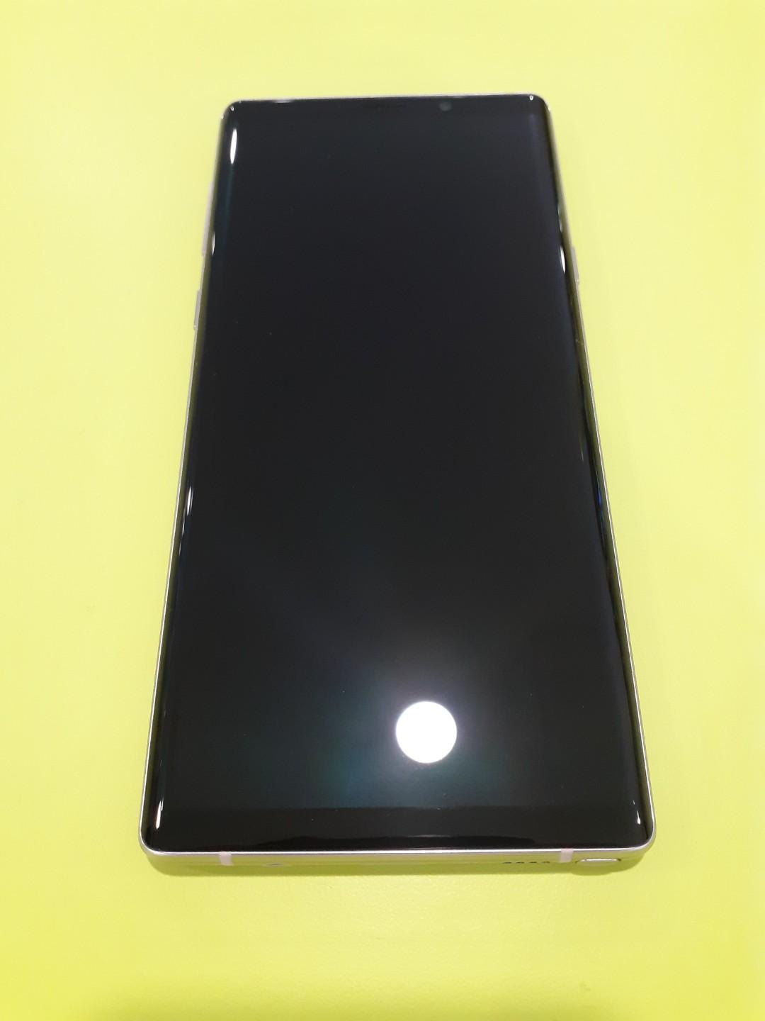Samsung Note 9 128gb(USED)