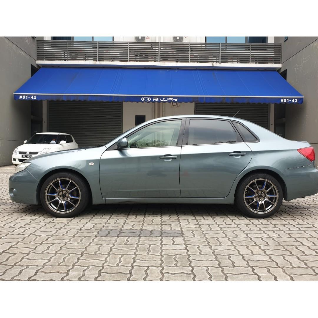 Subaru Impreza - Just down $500 and drive off! Whatsapp @90290978 NOW!!!