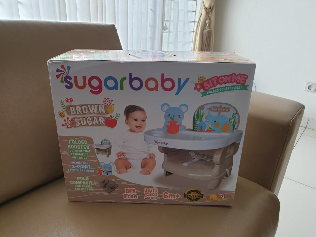 Sugababy folded booster seat