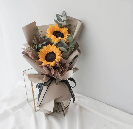 Sunflower Flower Bouquet |Flower bouquet |Sunflowers |Anniversary Gift | Florist |Flower Delivery