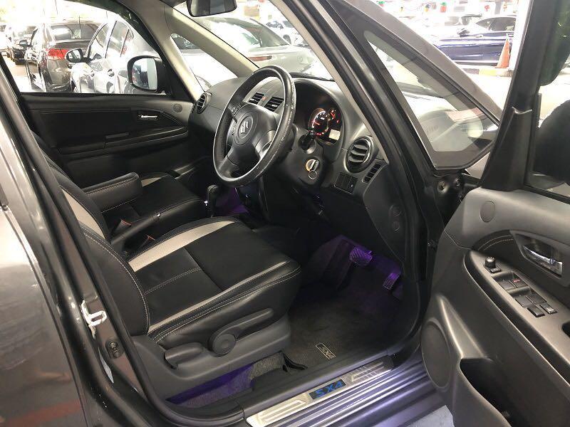 Suzuki SX4 Sedan 1.6 VVT 4Dr Sports Edition (A)