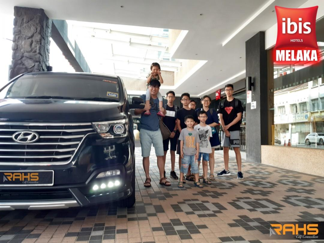 Transport with driver SG to Genting Highland /  Kuala Lumpur