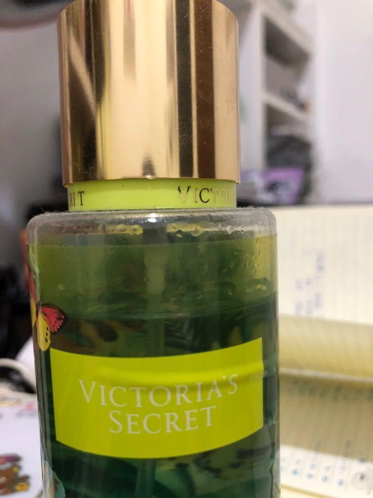 Victoria Secret Fragrance Mist Jungle Lily