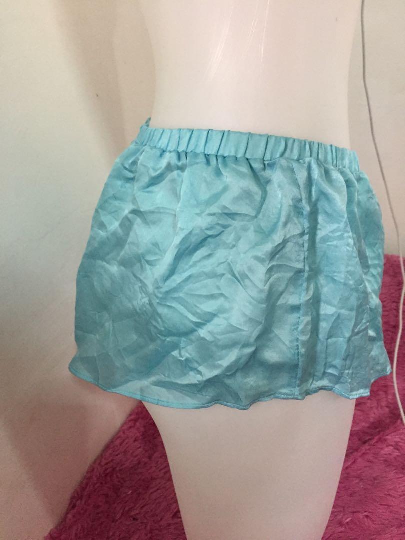 Victoria's Secret sleepwear short satin