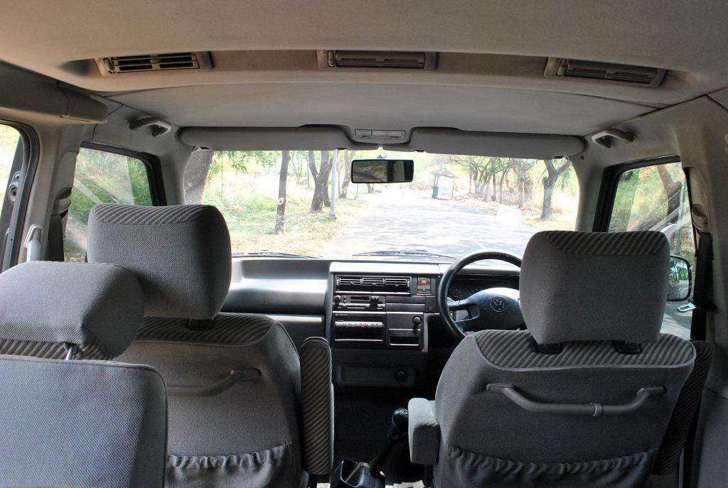 VolksWagen Caravelle GL 2.5 AT Tahun 1998 , Warna Biru Tua