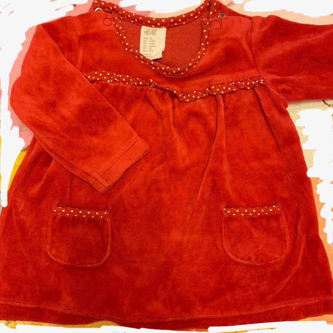 聖誕Xmas 紅色衫