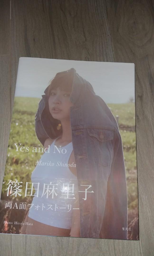 篠田麻里子Yes and No