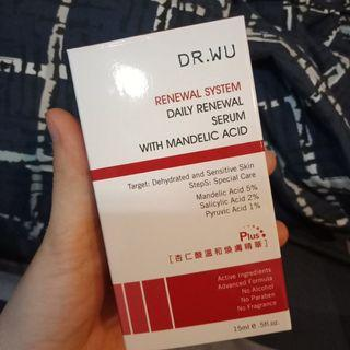 Dr. wu杏仁酸温和煥膚精華