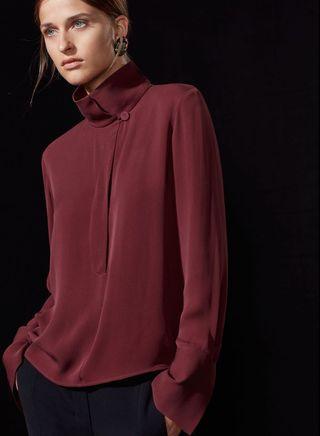 Aritzia 1-01 Babaton blouse