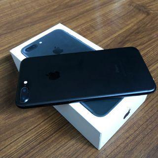 Apple iPhone 7 Plus 32GB Factory Unlocked Matte Black