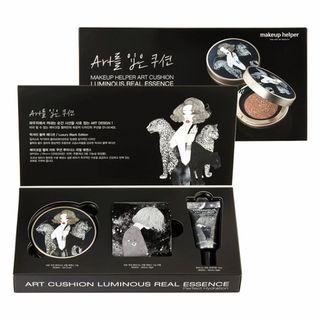 (出清)韓國Makeup helper ~光感氣墊防曬粉凝霜3件組合 21號/23號