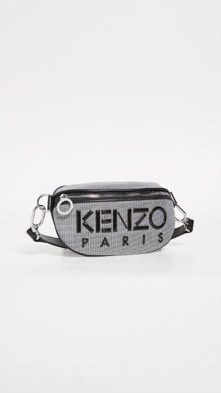 美翻了 ! KENZO 設計師版本罕見多功能腰包、側背包 ~ 限量 ! 分享價 !