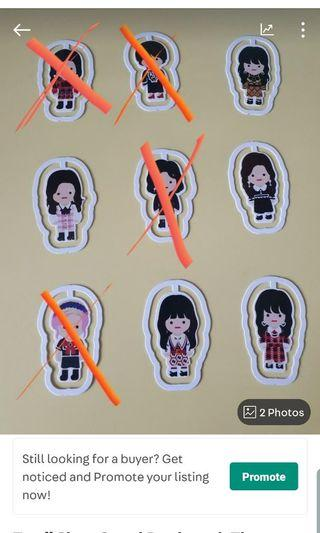 Twaii Shop Seoul Bookmark The year of Yes Version