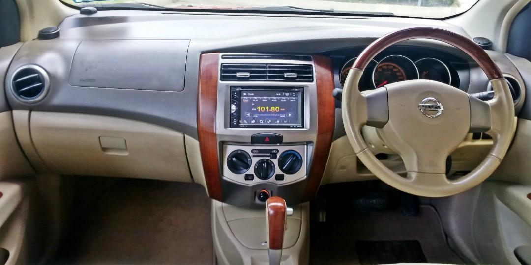 2009 Nissan GRAND LIVINA 1.8 (A) IMPUL, DEPO 4990 LOAN KEDAI KERETA