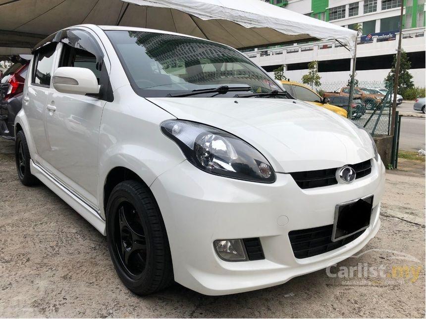 2009 Perodua Myvi 1.3 EZi (A) One Owner Crystal White    http://wasap.my/601110315793/MyviEzi2009