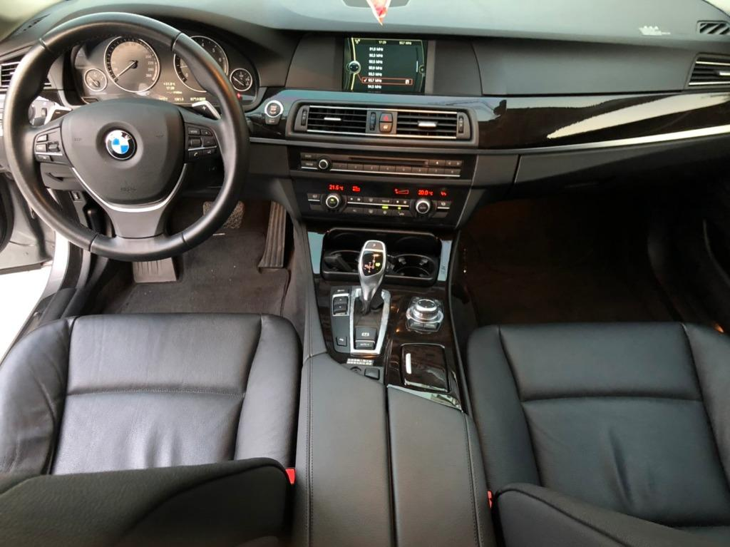 2012 BMW F10 520I 2.0 TwinPower Turbo 總代理 一手車 實跑7萬公里