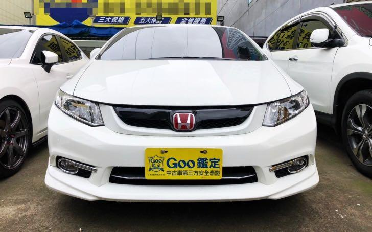 2014 本田 k14 全車精品 1.8 改好改🈵️ 低🈷️付 全額貸