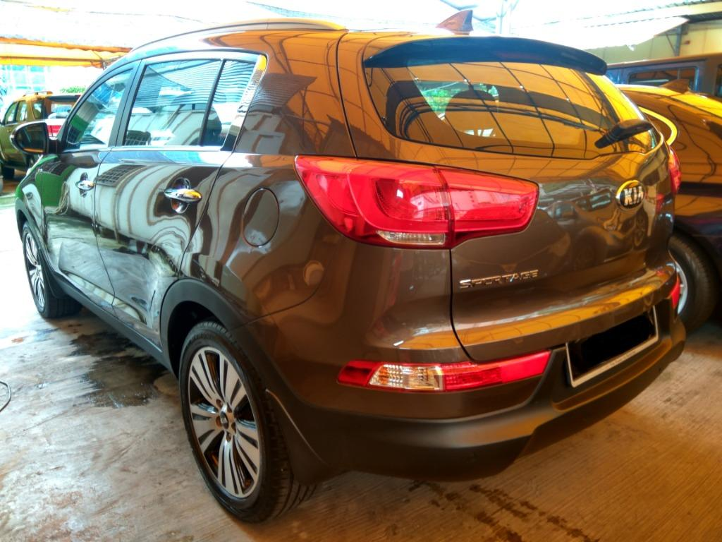 2014 Kia SPORTAGE 2.0 NU FACELIFT FULL SPEC (A) 1 Owner http://wasap.my/601110315793/Sportage2014