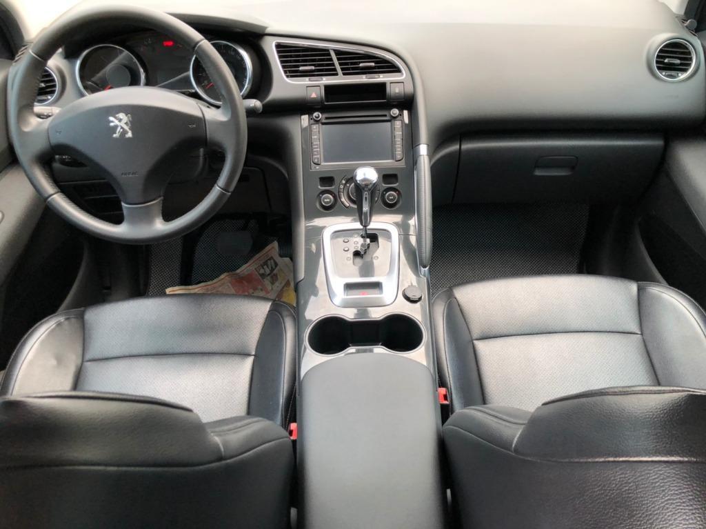 2015 Peugeot 3008 1.6 HDi