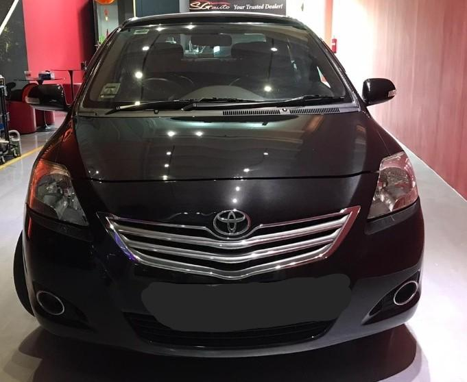 $38 Only!Toyota Vios 1.5A ! Lowest PHV Rental in Town!