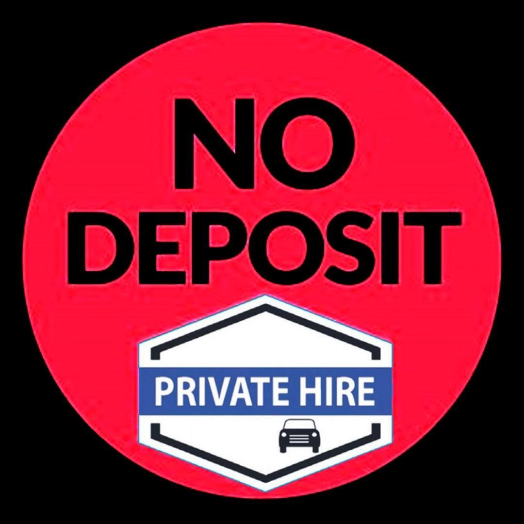 NO DEPOSIT / NO UPFRONT