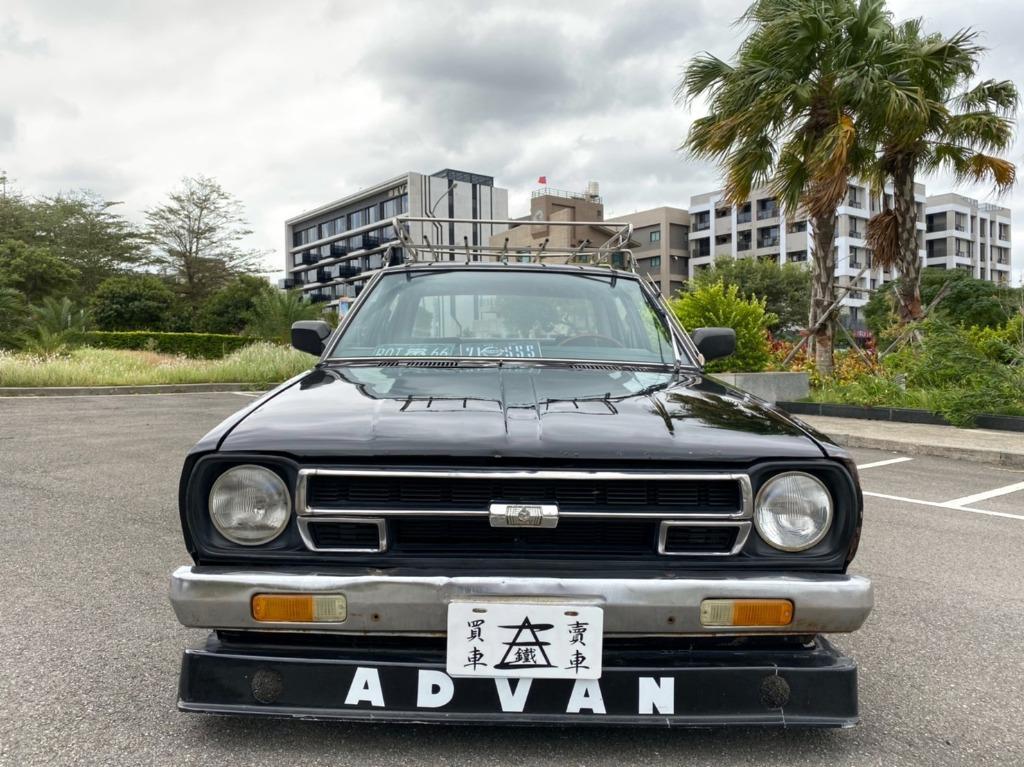 老車不死 1993年 速利303 1.2 原廠手排