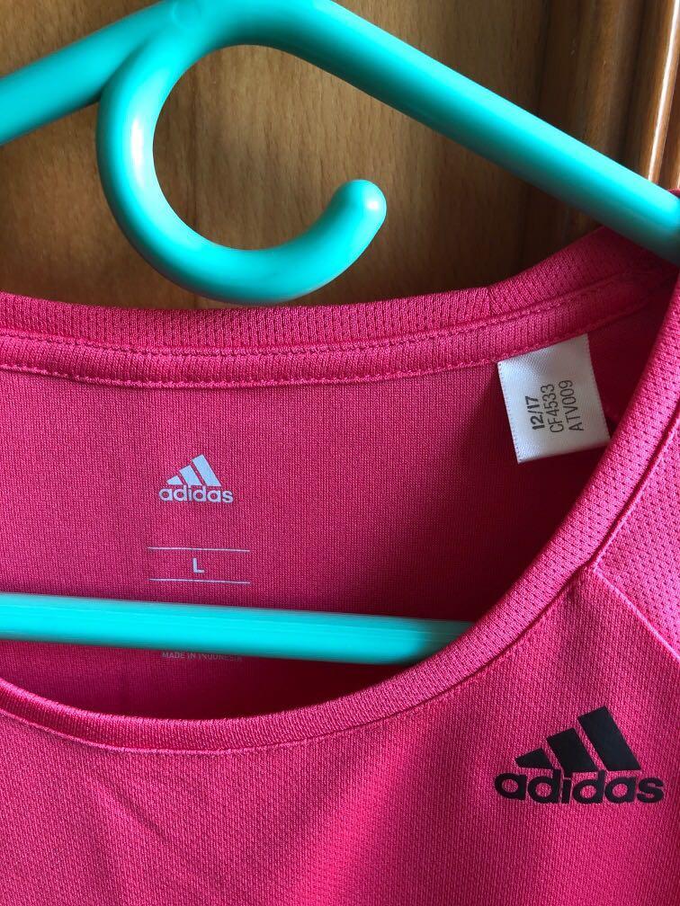 Adidas 運動衫(L)