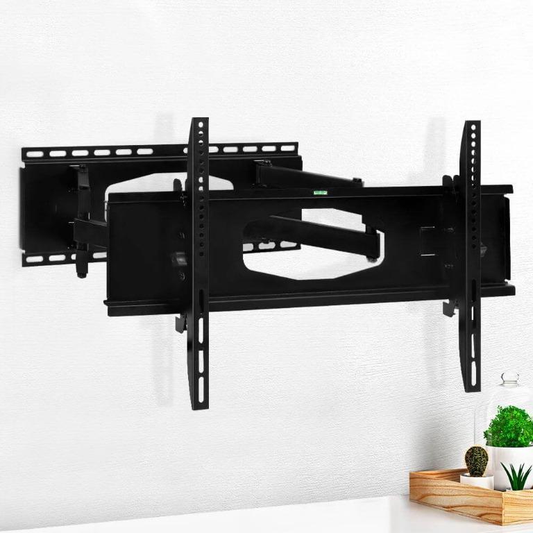 Artiss TV Wall Mount Bracket Tilt Swivel Full Motion Flat Slim LED LCD 32 inch to 80 inch