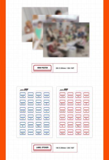 ATEEZ 2020 Season Greeting-Will You Be My Co-worker]   ✔️Second payment needed pls read in the details