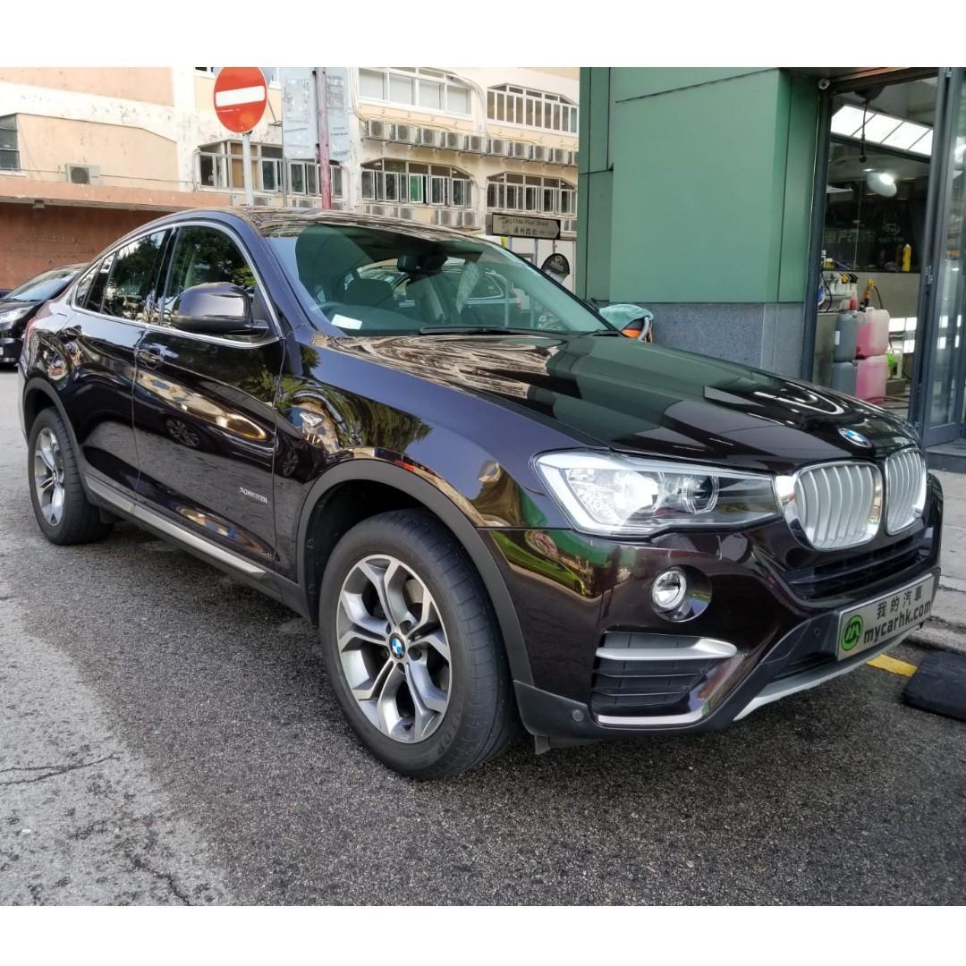 BMW X4 XDRIVE28I XLINE 2015