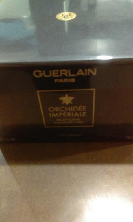 BRAND NEW GENUINE GUERLAIN ORCHIDEE IMPERIAL MOISTURIZER