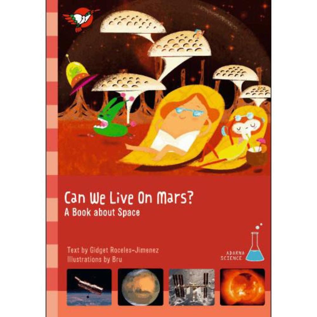 Can We Live on Mars? | English | Adarna House | Children's Book