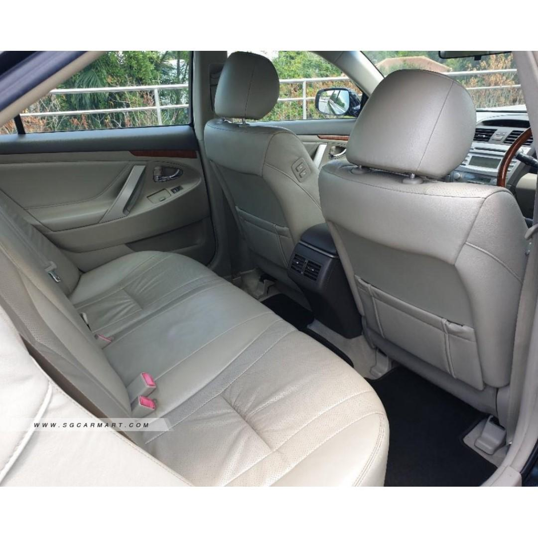 Cheapest Long Term Rental - Toyota Camry 2.0A