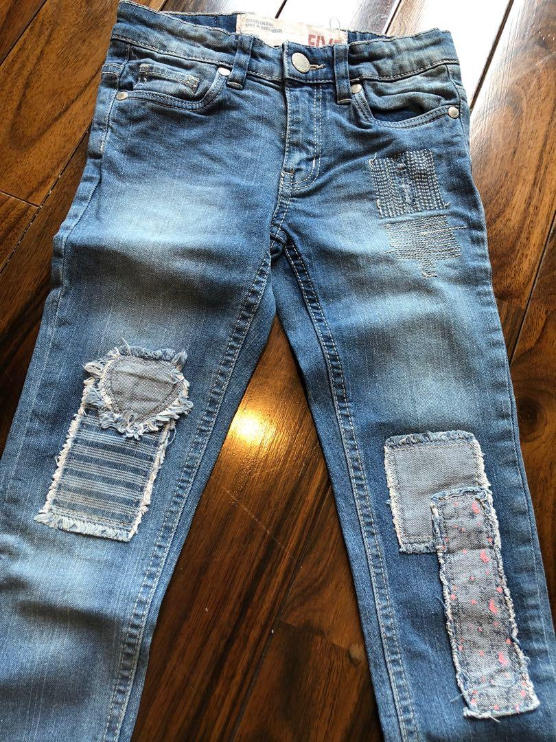 Cotton on kids jeans 5yrs like new