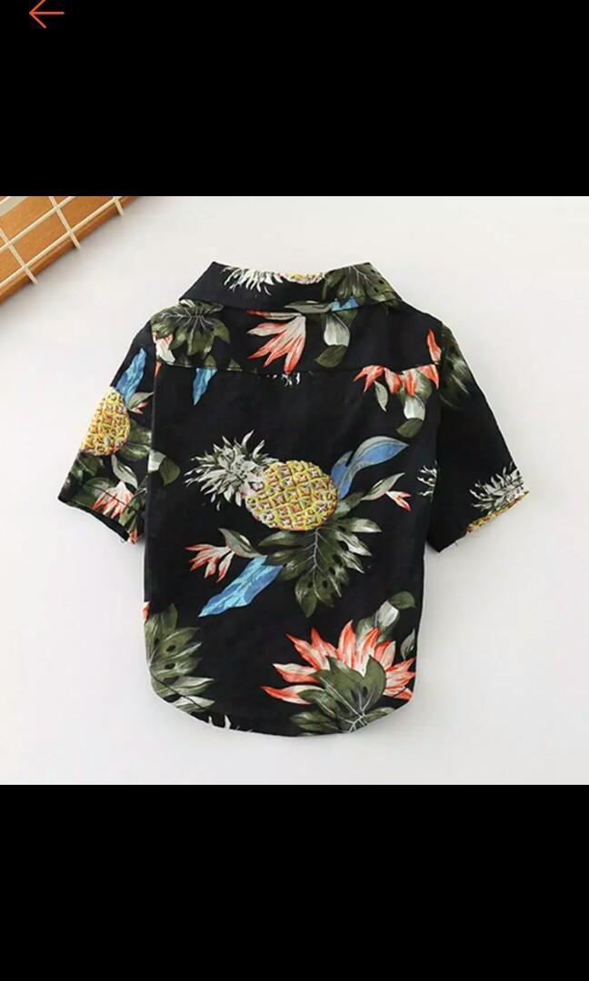 Di jual baju hawai, XS