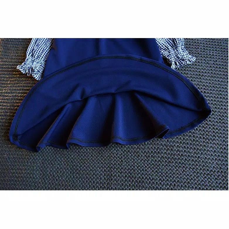 Dress Anak BBFT - REGINE baju dress terusan anak perempuan