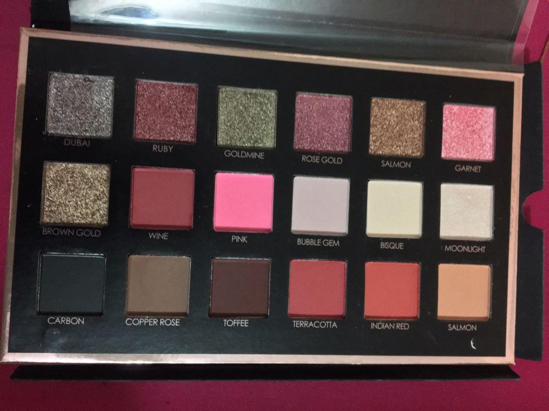 Focallure Palet Eyeshadow new  ( buka segel aja)