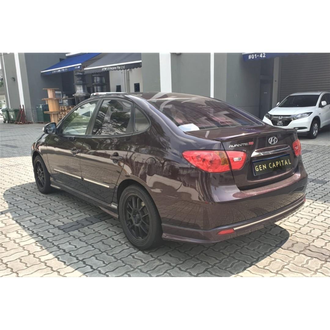 Hyundai Avante - @97396107 IMMEDIATE COLLECTION @97396107